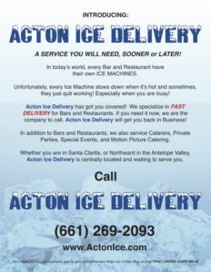 Acton Ice Delivery Service pdf